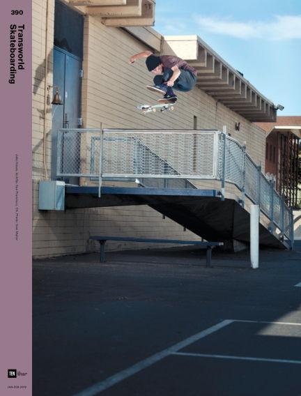 Transworld Skateboarding January 12, 2018 00:00