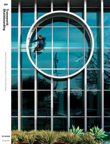 Transworld Skateboarding March 09, 2018 00:00