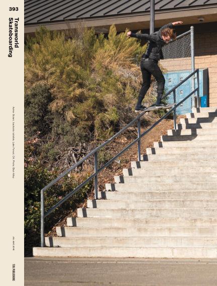 Transworld Skateboarding July 06, 2018 00:00