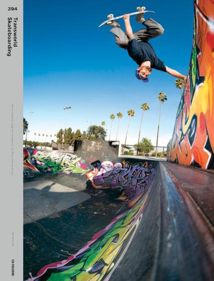 Transworld Skateboarding September 07, 2018 00:00