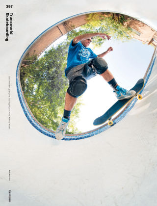 Transworld Skateboarding Mar-Apr 2019