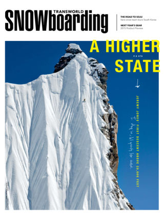 TransWorld Snowboarding March 2014