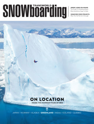 TransWorld Snowboarding September 2014