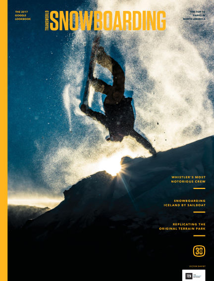 TransWorld Snowboarding November 18, 2016 00:00