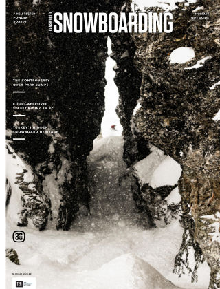 TransWorld Snowboarding Dec 2016
