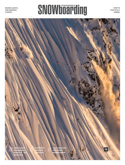 TransWorld Snowboarding December 15, 2017 00:00