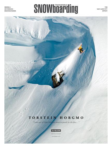 TransWorld Snowboarding November 16, 2018 00:00