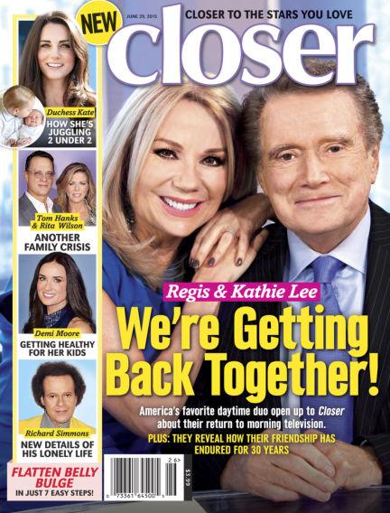 Closer (US) June 17, 2015 00:00