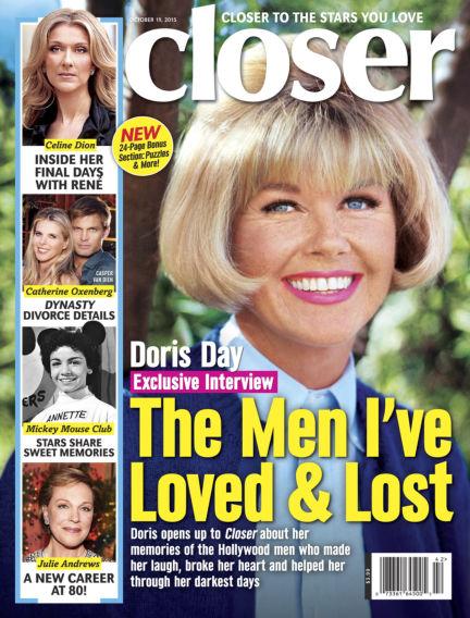 Closer (US) October 07, 2015 00:00