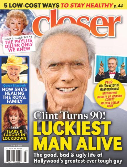 Closer (US) May 29, 2020 00:00