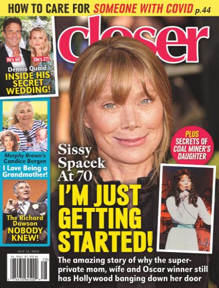 Closer (US) July 03, 2020 00:00