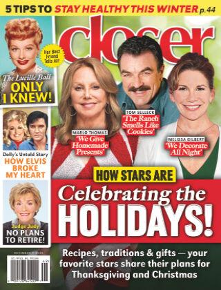 Closer (US) December 7 2020
