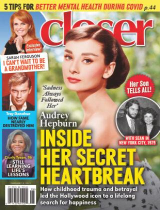 Closer (US) February 8 2021