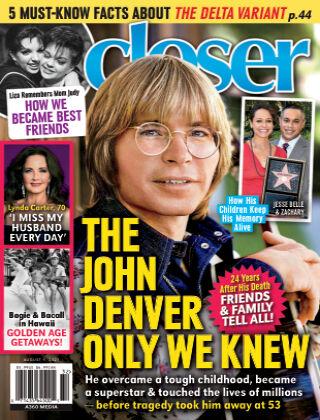 Closer (US) 09-Aug-21