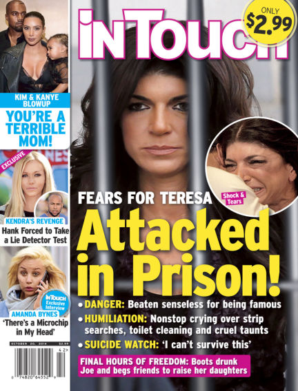 InTouch (US) October 08, 2014 00:00