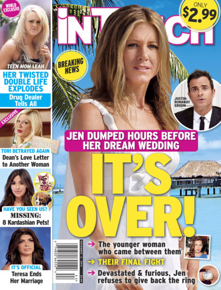 InTouch (US) October 22, 2014 00:00