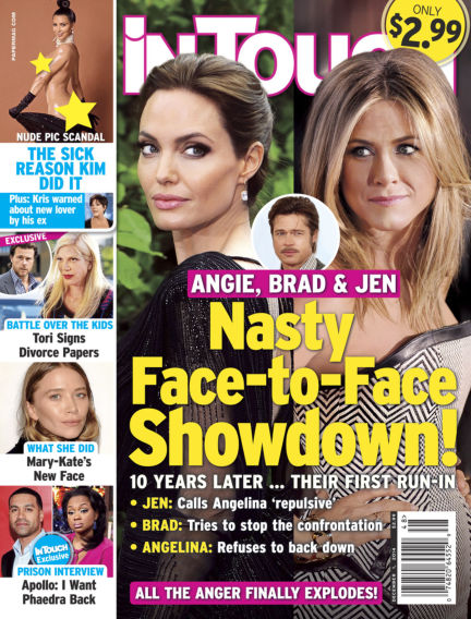 InTouch (US) November 19, 2014 00:00