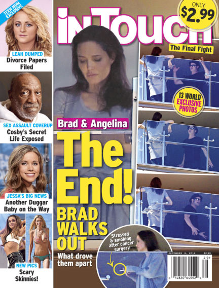 InTouch (US) November 26, 2014 00:00