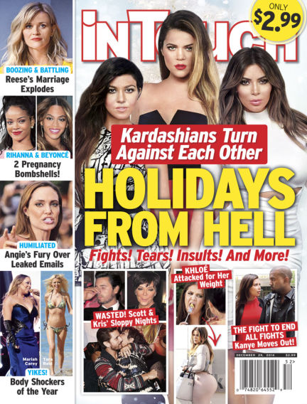 InTouch (US) December 17, 2014 00:00