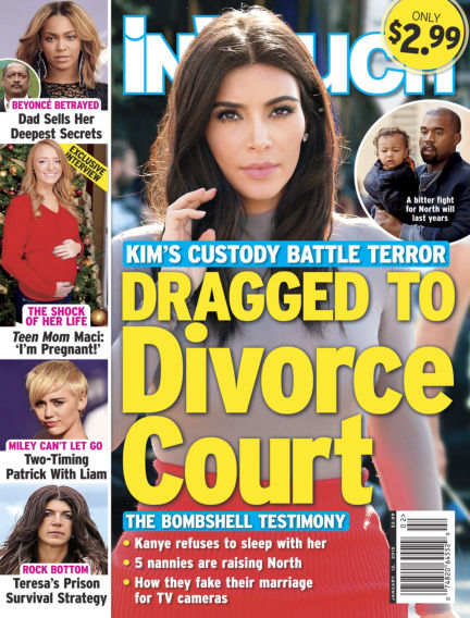 InTouch (US) December 31, 2014 00:00