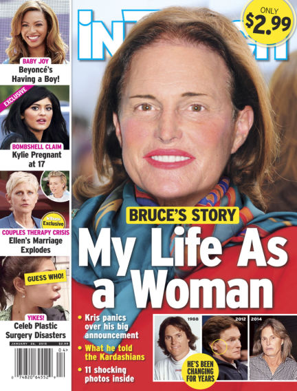 InTouch (US) January 14, 2015 00:00