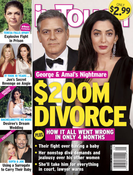 InTouch (US) January 21, 2015 00:00