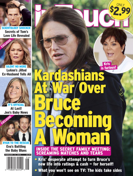 InTouch (US) January 28, 2015 00:00