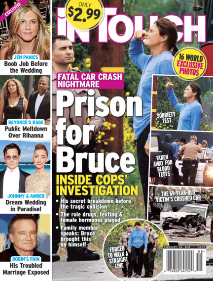 InTouch (US) February 11, 2015 00:00