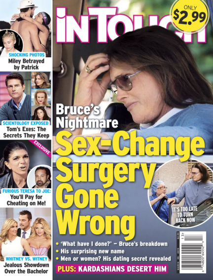 InTouch (US) March 18, 2015 00:00