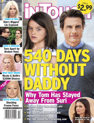 InTouch (US) NR.14 2015