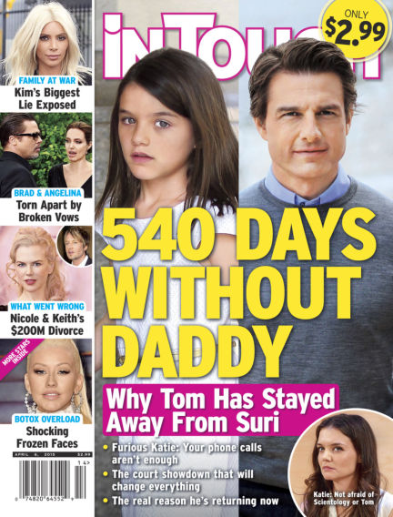InTouch (US) March 25, 2015 00:00
