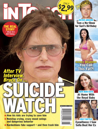 InTouch (US) NR.18 2015