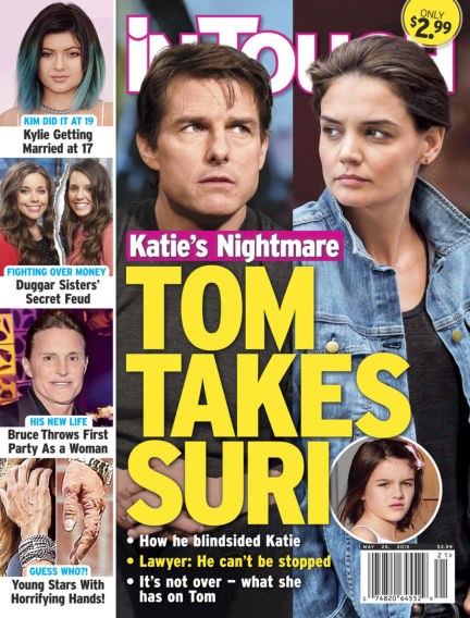 InTouch (US) May 13, 2015 00:00