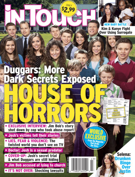 InTouch (US) May 27, 2015 00:00