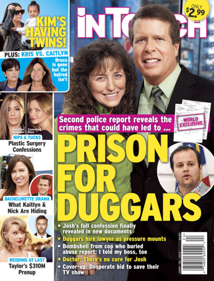 InTouch (US) June 03, 2015 00:00