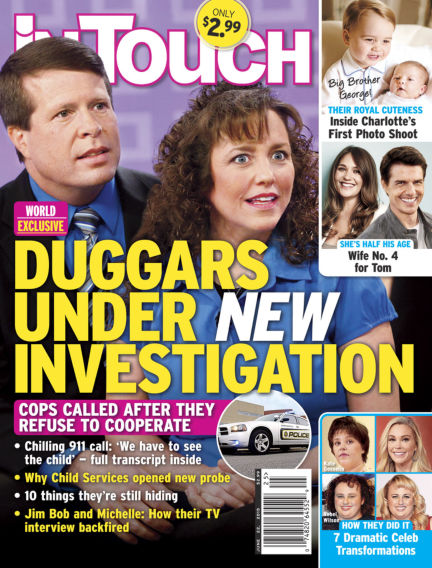 InTouch (US) June 10, 2015 00:00