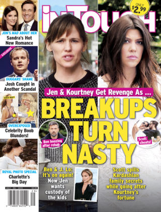 InTouch (US) NR.29 2015