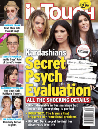 InTouch (US) NR.30 2015