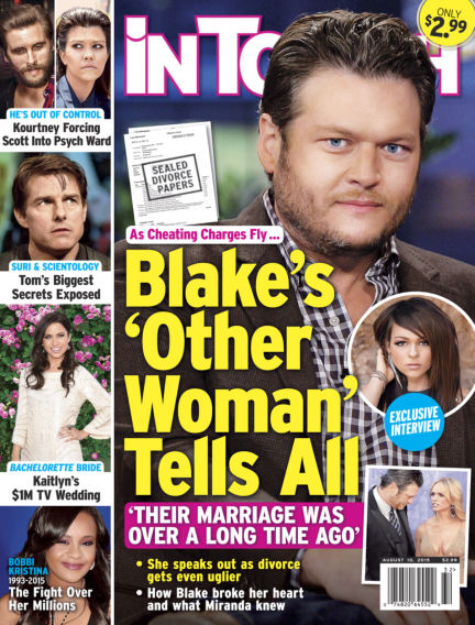 InTouch (US) July 29, 2015 00:00