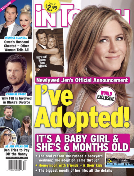 InTouch (US) August 12, 2015 00:00