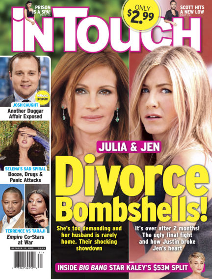 InTouch (US) September 30, 2015 00:00