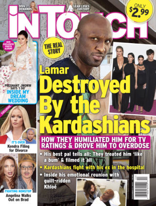 InTouch (US) NR.44 2015