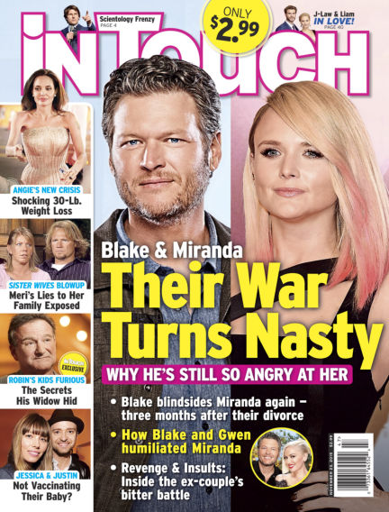 InTouch (US) November 11, 2015 00:00
