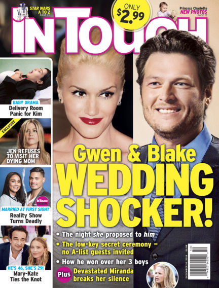 InTouch (US) December 02, 2015 00:00