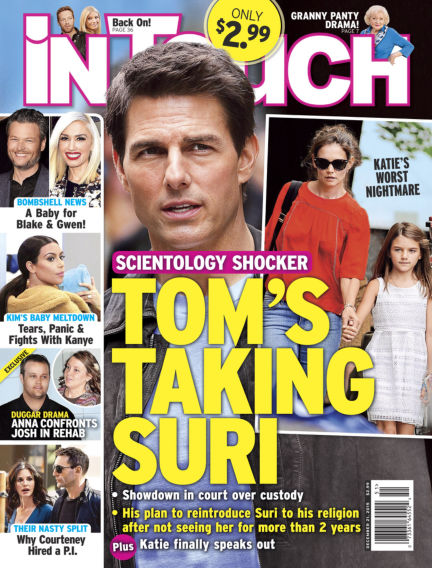 InTouch (US) December 09, 2015 00:00