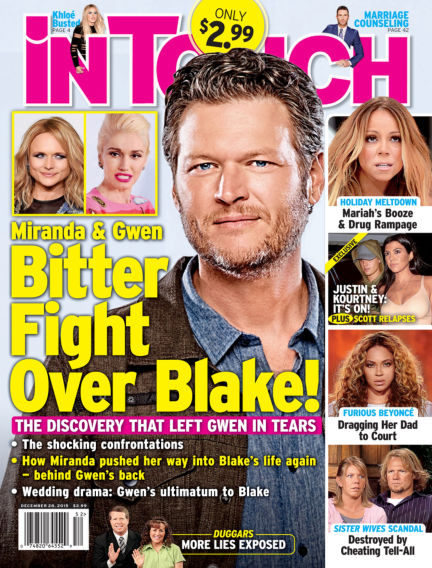 InTouch (US) December 16, 2015 00:00