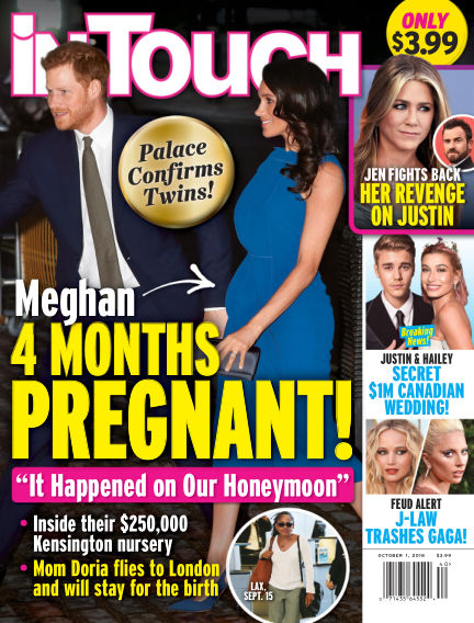 InTouch (US) September 20, 2018 00:00
