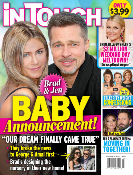 InTouch (US) October 04, 2018 00:00