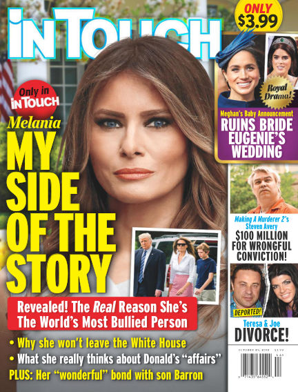 InTouch (US) October 18, 2018 00:00
