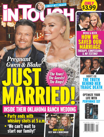 InTouch (US) November 22, 2018 00:00